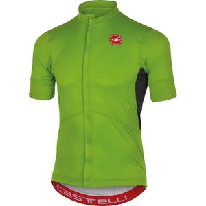 Castelli Imprevisto Nano Short Sleeve Jersey - Green