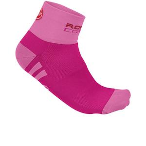 Castelli Women's Rosa Corsa Socks - Pink