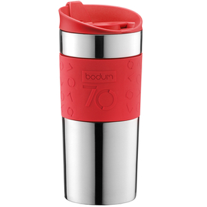 Bodum Vacuum Travel Mug - Red