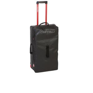 Castelli Rolling Travel Bag XL - Black
