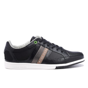 BOSS Green Men's Metro Trainers - Black