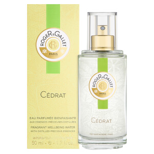 Citron Fresh Fragrant Water Spray de Roger&Gallet 50 ml