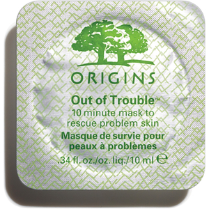 Origins Out of Trouble 10 Minute Face Mask Pod 10ml