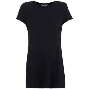 Great Plains Women's Sudbury Stretch Long Length Tee - Black