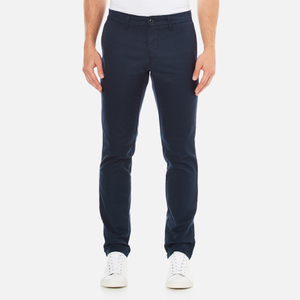 Carhartt Men's Sid Chinos - Navy Rinsed