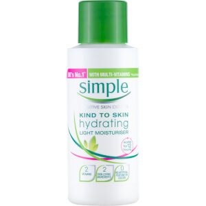 Crema Hidratante Ligera Hydrate de Simple 50 ml