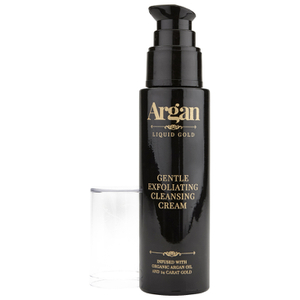 Argan Liquid Gold Gentle Exfoliating Cleansing Cream 50ml