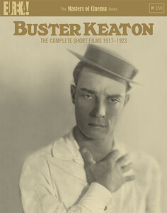 The Complete Buster Keaton Short Films 1917-1923