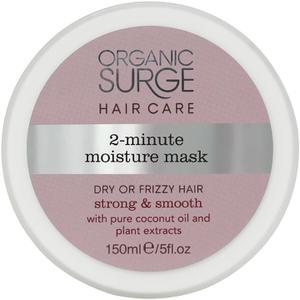 Organic Surge 2 Minute Moisture Hair Mask (150ml)