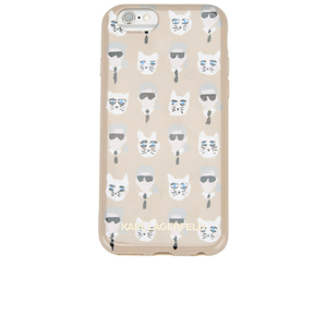 Karl Lagerfeld Women's Karl The Artist All Over Print iPhone 6 Case - Multi