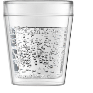 Bodum Canteen Double Wall Outdoor Tumbler - Clear