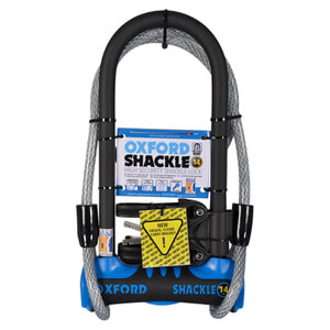 Oxford Shackle 14 U-Lock and Cable Lock