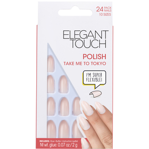 Polished Nails - Take Me to Tokyo de Elegant Touch