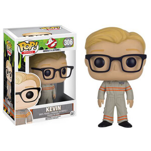 Ghostbusters 2016 Movie Kevin Funko Pop! Figuur