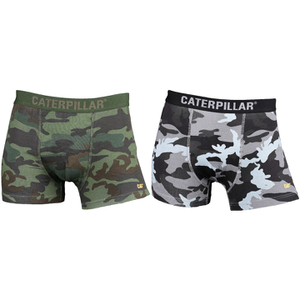 Caterpillar Men's Boxer Shorts - Multi
