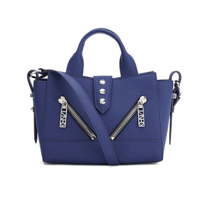KENZO Women's Kalifornia Mini Tote Bag - Navy