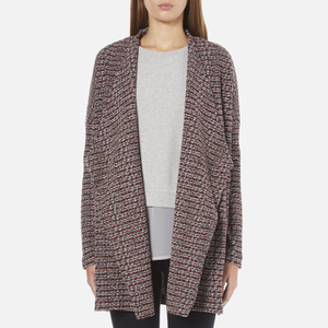BOSS Orange Women's Tiver Jersey Cardigan - Multi