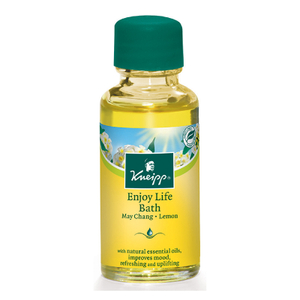 Kneipp May Chang & Lemon Enjoy Life Herbal Bath 67 fl.oz (Free Gift)