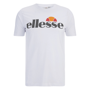 Ellesse Men's Arameo Logo T-Shirt - White
