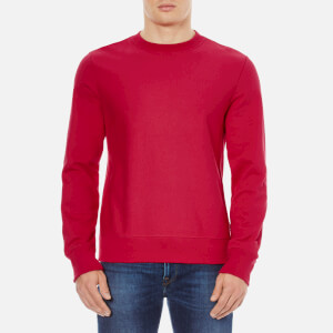 PS by Paul Smith Men's Cotton Sweater - Red