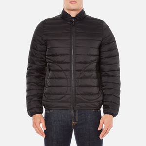 Barbour X Steve McQueen Men's SMQ Baffle Jacket - Black