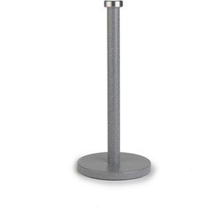 Salter Marble Collection Grey Paper Towel Holder