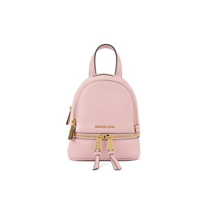 MICHAEL MICHAEL KORS Rhea Zip Small Crossbody Backpack - Pink
