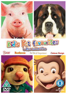 Kids' Favorite Pets Collection