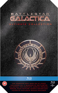 Battlestar Galactica: Ultimate Collection