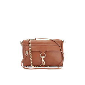 Rebecca Minkoff Women's Mini Mac Cross Body Bag - Almond