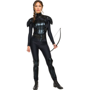 The Hunger Games Women's Katniss Fancy Dress