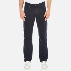GANT Men's Straight Leg Desert Jeans - Navy