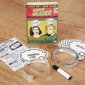 Mind Reader Guessing Game