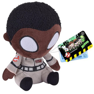 Mopeez Ghostbusters Winston Zeddemore Plush Figure