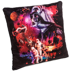 Star Wars Character Pillow - Multi (40cm)