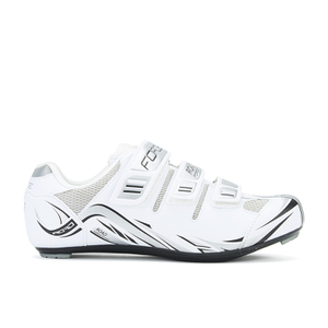 Force Road Cycling Shoes - White