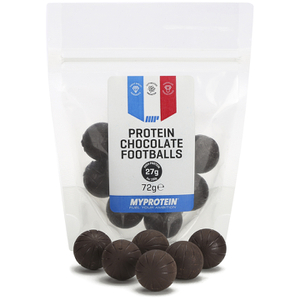 Protein Chocolate Football