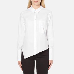 Cheap Monday Women's Force Poplin Shirt - White