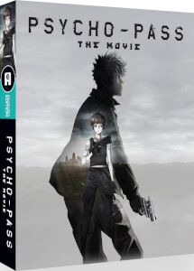 PSYCHO-PASS: The Movie Collector's Edition (Dual Format)