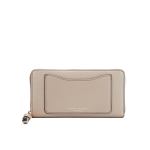 Marc Jacobs Women's Recruit Continental Wallet - Mink