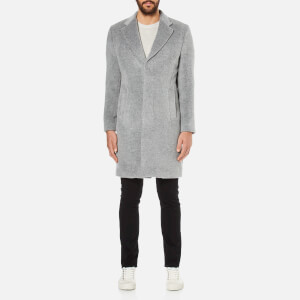Our Legacy Men's Unconstructed Classic Wool Coat - Grey
