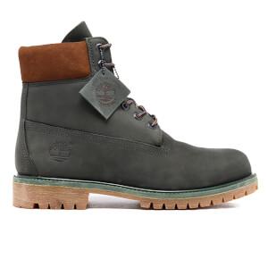Timberland Men's 6 Inch Premium Boots - Dark Urban Chic Waterbuck NB