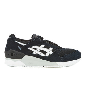 Asics Men's Gel-Respector Trainers - Black/White