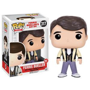 Todo En Un Día Ferris Bueller Pop! Vinyl Figure