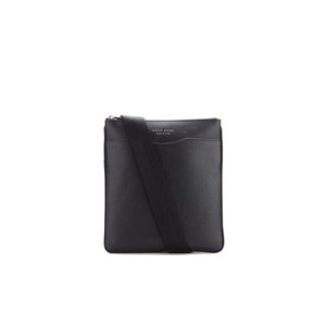 BOSS Hugo Boss Signature Zip Cross Body Bag - Black