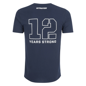 Myprotein Birthday T-Shirt, Herr