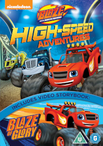 Blaze and the Monster Machines: High Speed Adventures