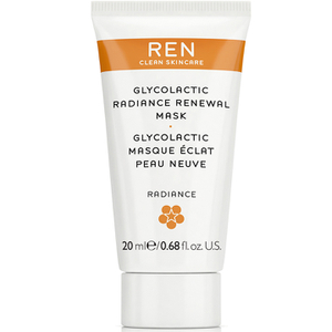 REN Glycolactic Radiance Renewal Mask (20 ml)