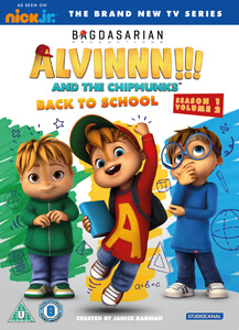 Alvin & The Chipmunks: Back To School - Season 1 Volume 2