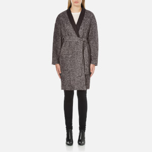 By Malene Birger Women's Calderia Coat - Dark Jeans Grey